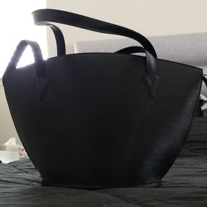 Louis Vuitton Shoulder Bag with Protective Cover